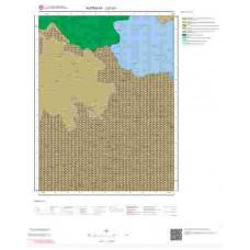 J21b1 Paftası 1/25.000 Ölçekli Vektör Jeoloji Haritası