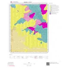 J27a3 Paftası 1/25.000 Ölçekli Vektör Jeoloji Haritası