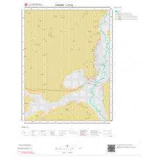 J27b2 Paftası 1/25.000 Ölçekli Vektör Jeoloji Haritası