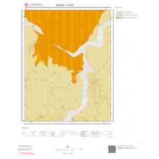 J33a3 Paftası 1/25.000 Ölçekli Vektör Jeoloji Haritası