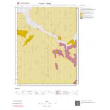 J33b2 Paftası 1/25.000 Ölçekli Vektör Jeoloji Haritası