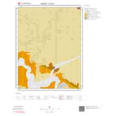 J33b3 Paftası 1/25.000 Ölçekli Vektör Jeoloji Haritası