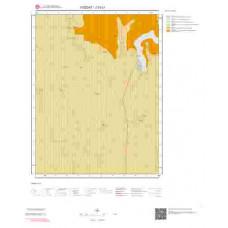 J33c1 Paftası 1/25.000 Ölçekli Vektör Jeoloji Haritası