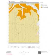 J33c2 Paftası 1/25.000 Ölçekli Vektör Jeoloji Haritası