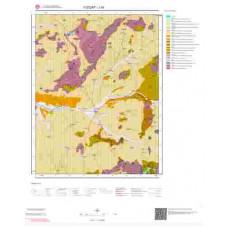 J 34 Paftası 1/100.000 ölçekli Jeoloji Haritası
