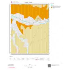 J34d1 Paftası 1/25.000 Ölçekli Vektör Jeoloji Haritası