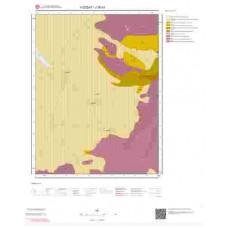 J 35-a1 Paftası 1/25.000 ölçekli Jeoloji Haritası