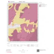 J35a3 Paftası 1/25.000 Ölçekli Vektör Jeoloji Haritası