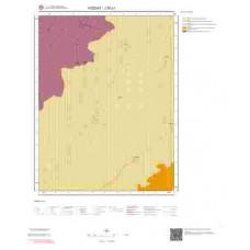 J35c1 Paftası 1/25.000 Ölçekli Vektör Jeoloji Haritası