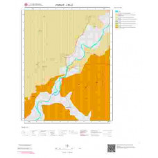 J35c2 Paftası 1/25.000 Ölçekli Vektör Jeoloji Haritası