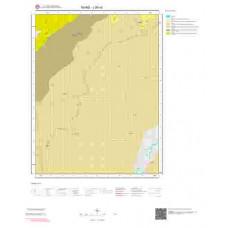 J36c3 Paftası 1/25.000 Ölçekli Vektör Jeoloji Haritası