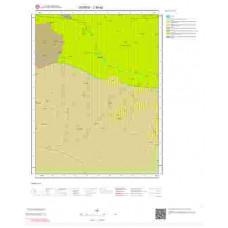 J39a2 Paftası 1/25.000 Ölçekli Vektör Jeoloji Haritası