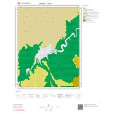 J39a3 Paftası 1/25.000 Ölçekli Vektör Jeoloji Haritası