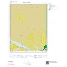 J 39-a4 Paftası 1/25.000 ölçekli Jeoloji Haritası