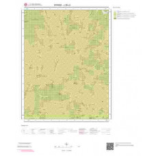 J39c3 Paftası 1/25.000 Ölçekli Vektör Jeoloji Haritası