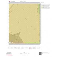 J39c4 Paftası 1/25.000 Ölçekli Vektör Jeoloji Haritası