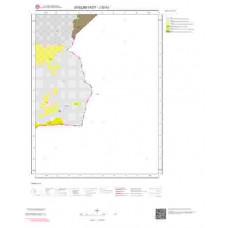 J52b2 Paftası 1/25.000 Ölçekli Vektör Jeoloji Haritası