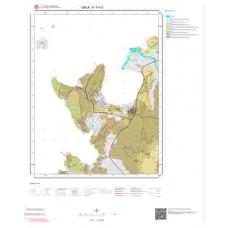K17b3 Paftası 1/25.000 Ölçekli Vektör Jeoloji Haritası