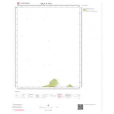 K17b4 Paftası 1/25.000 Ölçekli Vektör Jeoloji Haritası