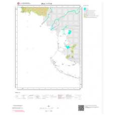 K17c4 Paftası 1/25.000 Ölçekli Vektör Jeoloji Haritası