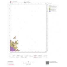 K17d1 Paftası 1/25.000 Ölçekli Vektör Jeoloji Haritası