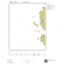 K17d2 Paftası 1/25.000 Ölçekli Vektör Jeoloji Haritası