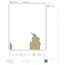 K17d3 Paftası 1/25.000 Ölçekli Vektör Jeoloji Haritası