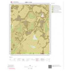 K18b4 Paftası 1/25.000 Ölçekli Vektör Jeoloji Haritası