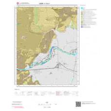 K18c1 Paftası 1/25.000 Ölçekli Vektör Jeoloji Haritası