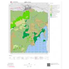 K18c3 Paftası 1/25.000 Ölçekli Vektör Jeoloji Haritası