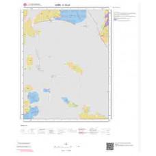 K19b4 Paftası 1/25.000 Ölçekli Vektör Jeoloji Haritası