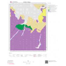 K26b2 Paftası 1/25.000 Ölçekli Vektör Jeoloji Haritası
