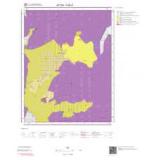 K26c2 Paftası 1/25.000 Ölçekli Vektör Jeoloji Haritası