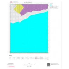 K26c3 Paftası 1/25.000 Ölçekli Vektör Jeoloji Haritası