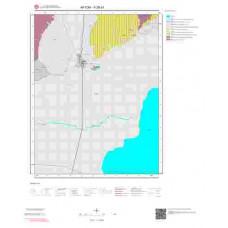 K26d1 Paftası 1/25.000 Ölçekli Vektör Jeoloji Haritası