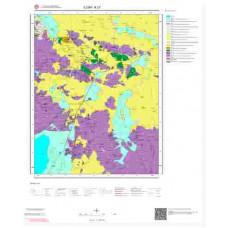 K27 Paftası 1/100.000 Ölçekli Vektör Jeoloji Haritası