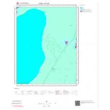 K27d4 Paftası 1/25.000 Ölçekli Vektör Jeoloji Haritası