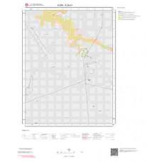 K28a1 Paftası 1/25.000 Ölçekli Vektör Jeoloji Haritası