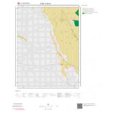 K28a2 Paftası 1/25.000 Ölçekli Vektör Jeoloji Haritası