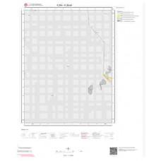 K28a4 Paftası 1/25.000 Ölçekli Vektör Jeoloji Haritası