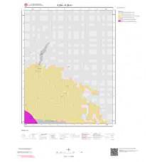 K28d1 Paftası 1/25.000 Ölçekli Vektör Jeoloji Haritası
