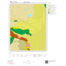 K29a2 Paftası 1/25.000 Ölçekli Vektör Jeoloji Haritası