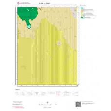 K29b1 Paftası 1/25.000 Ölçekli Vektör Jeoloji Haritası