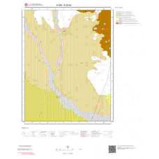 K29b2 Paftası 1/25.000 Ölçekli Vektör Jeoloji Haritası