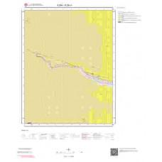 K29c1 Paftası 1/25.000 Ölçekli Vektör Jeoloji Haritası