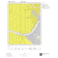 K29c2 Paftası 1/25.000 Ölçekli Vektör Jeoloji Haritası