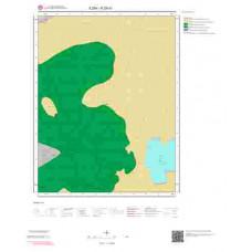 K29d1 Paftası 1/25.000 Ölçekli Vektör Jeoloji Haritası