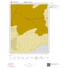 K30a1 Paftası 1/25.000 Ölçekli Vektör Jeoloji Haritası
