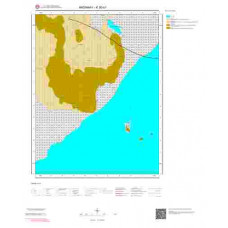 K30b1 Paftası 1/25.000 Ölçekli Vektör Jeoloji Haritası