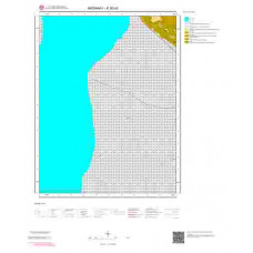 K30b2 Paftası 1/25.000 Ölçekli Vektör Jeoloji Haritası